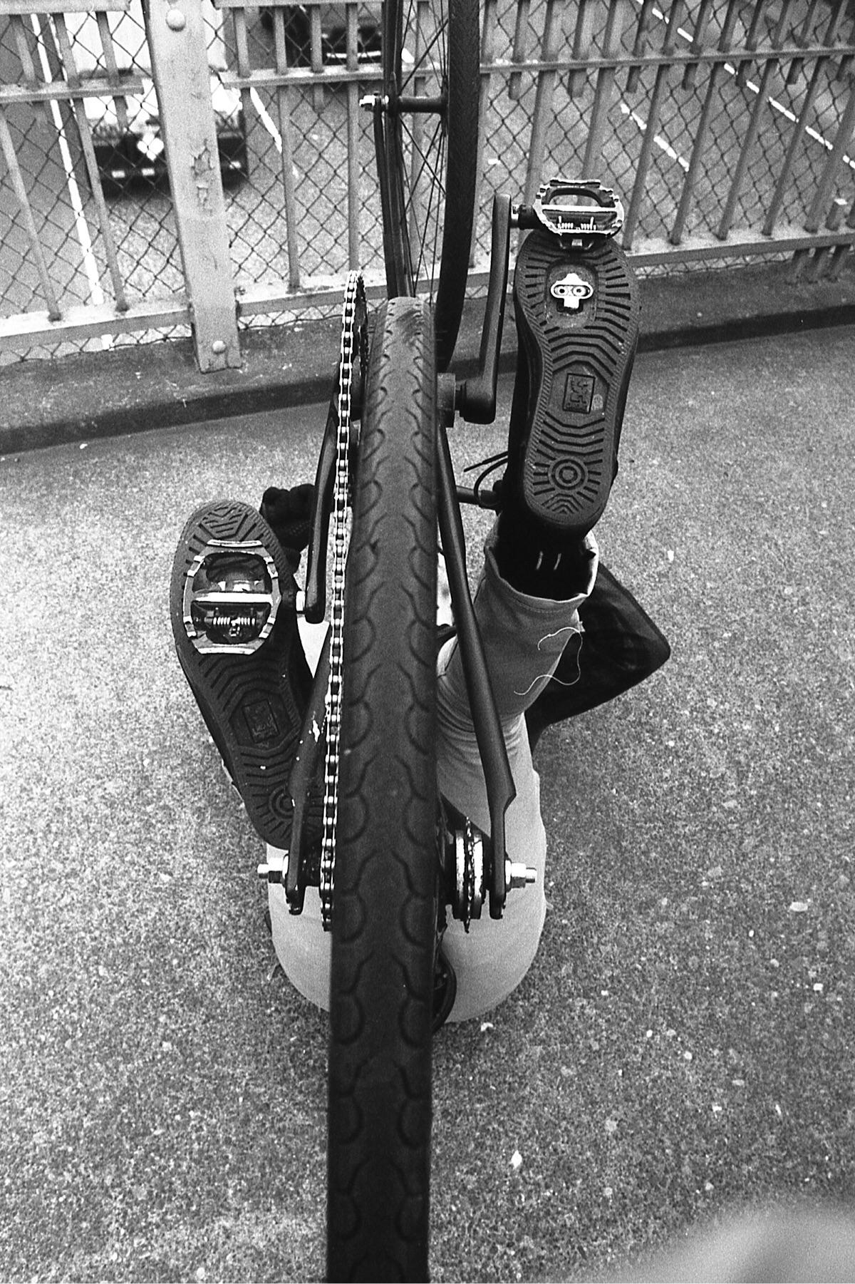 fixie, fixedgear, track, aventon - xandermarrowphotography | ello