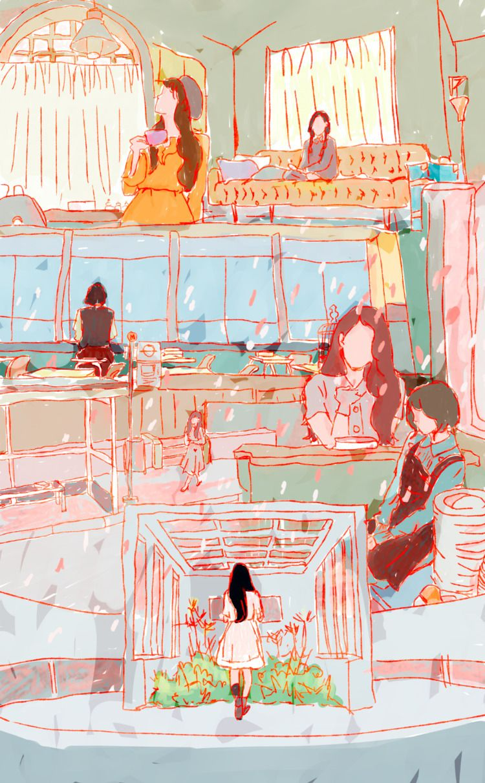 girl 비밀정원 /// precious place sp - pinqocean | ello