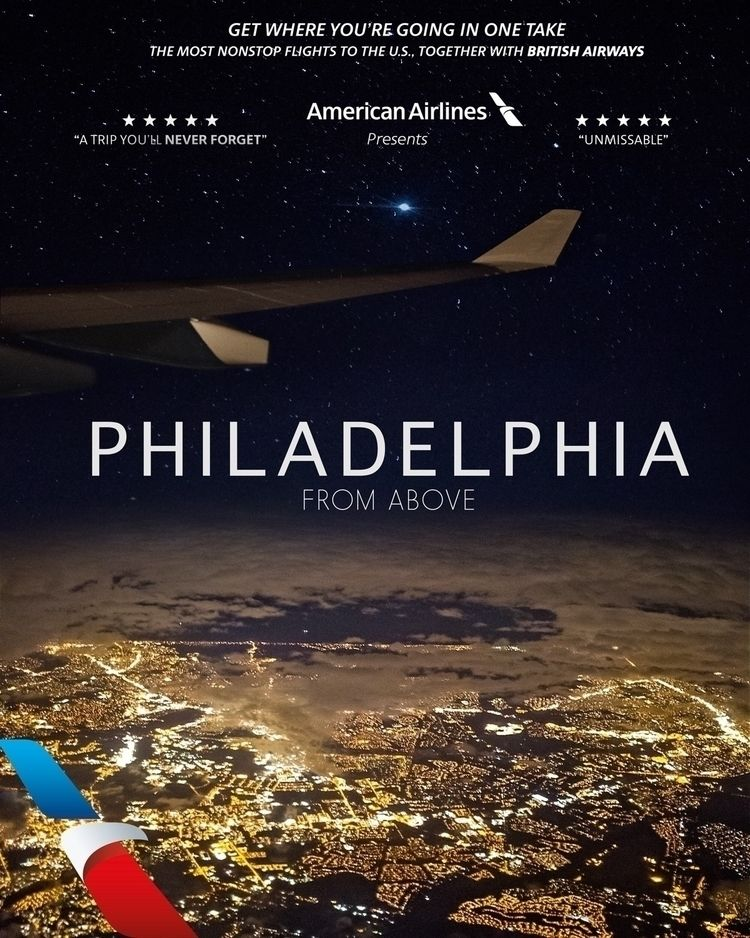 14,000ft (4,3km) city Philadelp - stuchy | ello