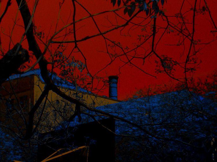''UnReleased 3'' Art - Dark, Red - ac1d_n0ise   ello