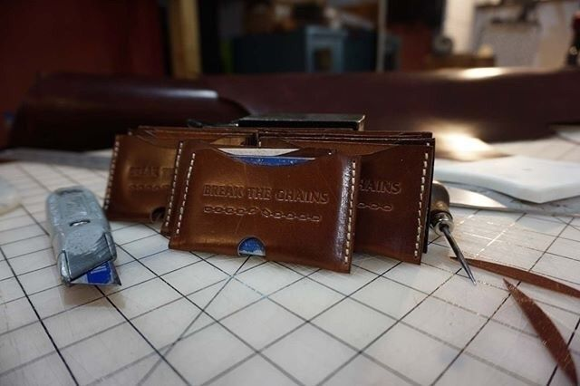 wallets coming super excited Ha - hungryghostpress | ello