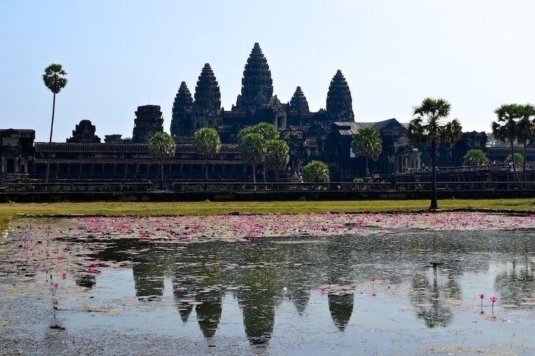 magic Angkor (travel photograph - imanfattah | ello