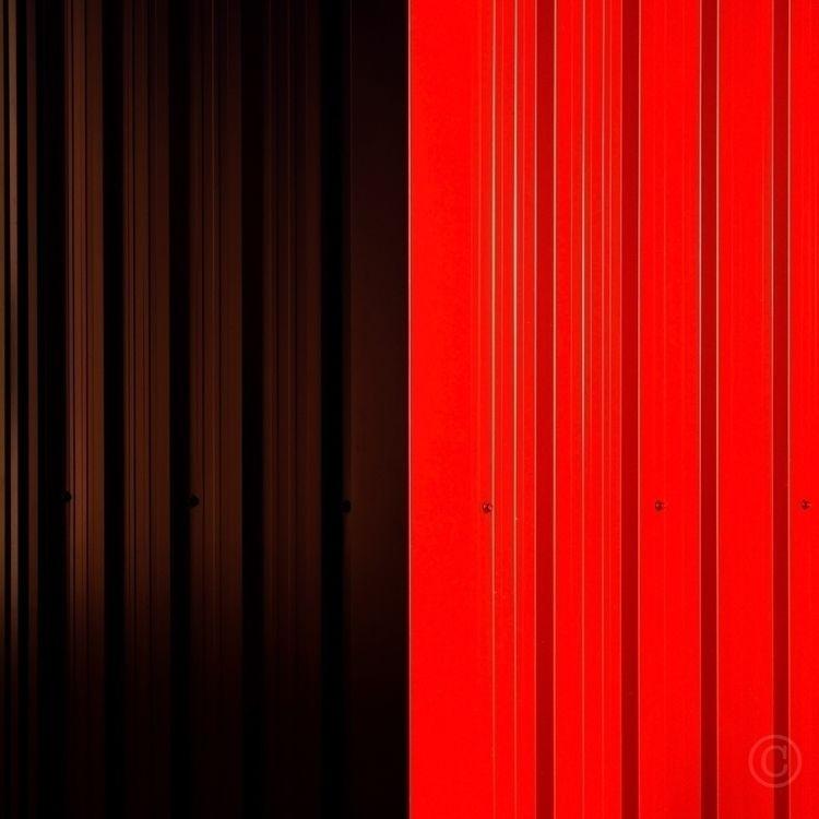 Crimson Corner - architecture, Fujifilm - ericdelorme | ello
