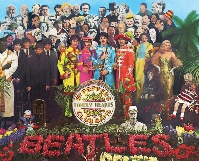 Feb 29, 1968 Sgt Pepper rock al - ccruzme | ello