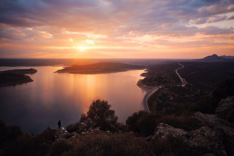 sunsets Nikon D750 + Sigma 24-3 - feelthefilm | ello
