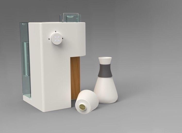 PURI simple smart machine, Puri - evergreencreative   ello