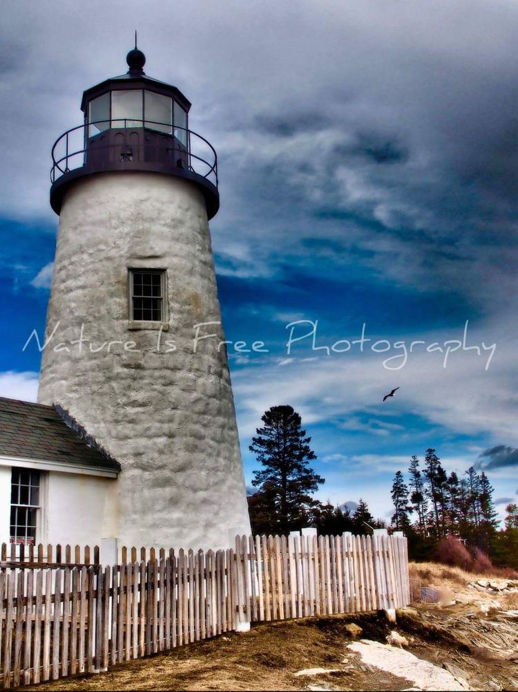 Pemaquid Point Light historic l - natureisfree | ello