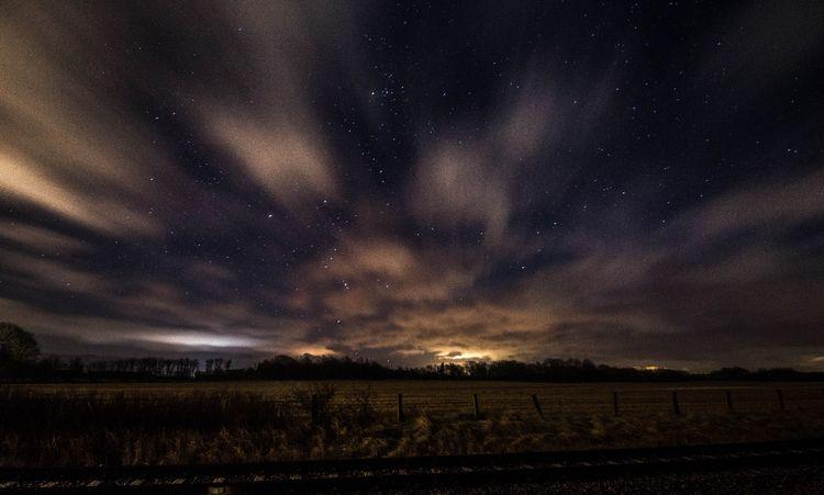 Starry Night - ildsvad | ello