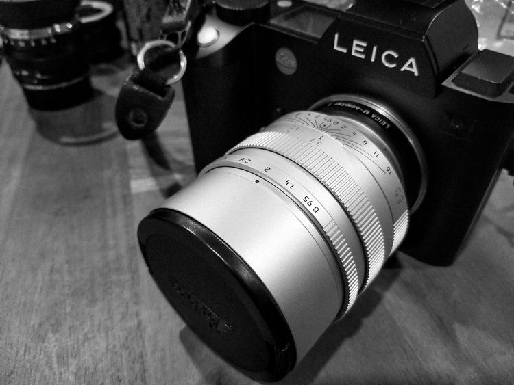 Blog Post week Leica Noctilux + - nickdelrosario | ello