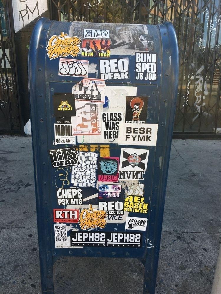 love kinds spots - stickerart, subcultureart - wrdo | ello