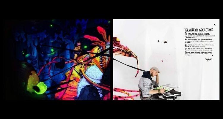 sly2, slytwo, graffiti, streetart - sly2 | ello