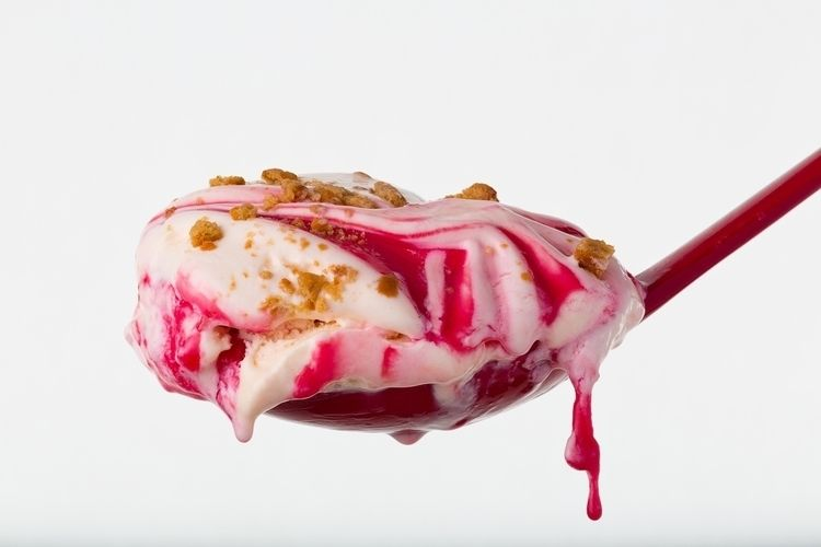 gelato, studio, yummy, red, foodphotography - tom_dimatteo | ello