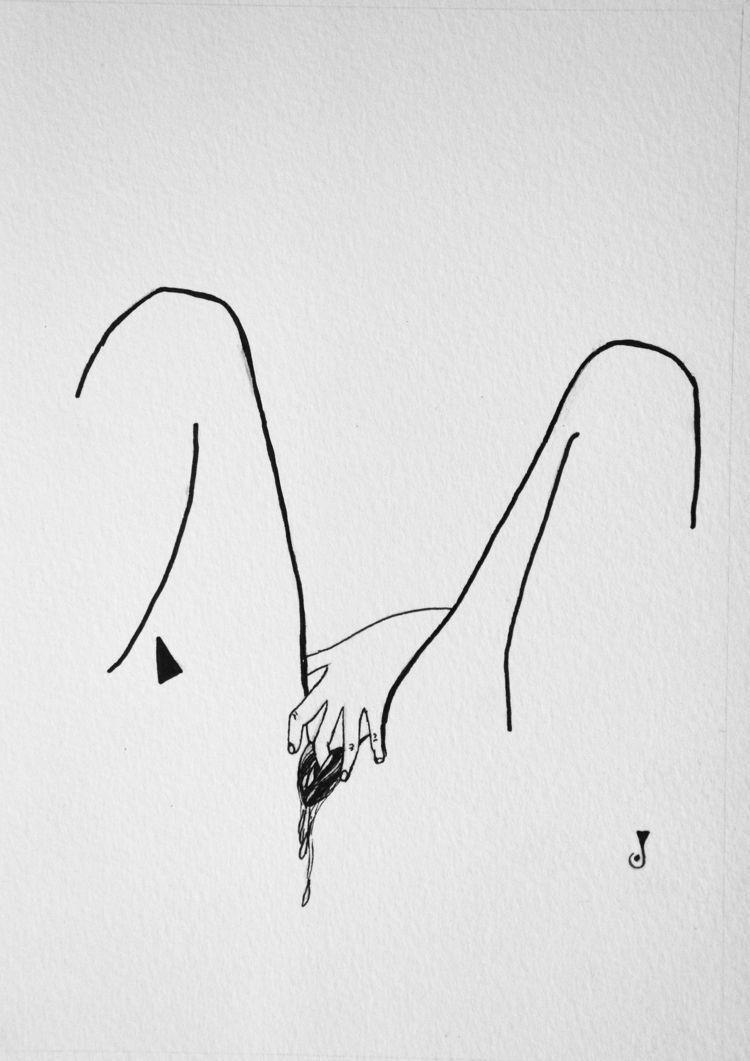 Yoni series - illustration, illustrationart - gioadriana   ello