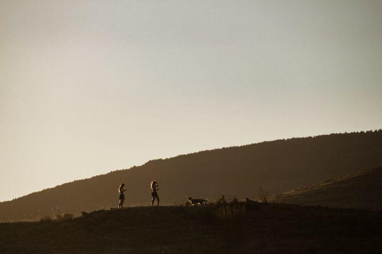 walk - mountain, landscape, sunset - jsoler | ello