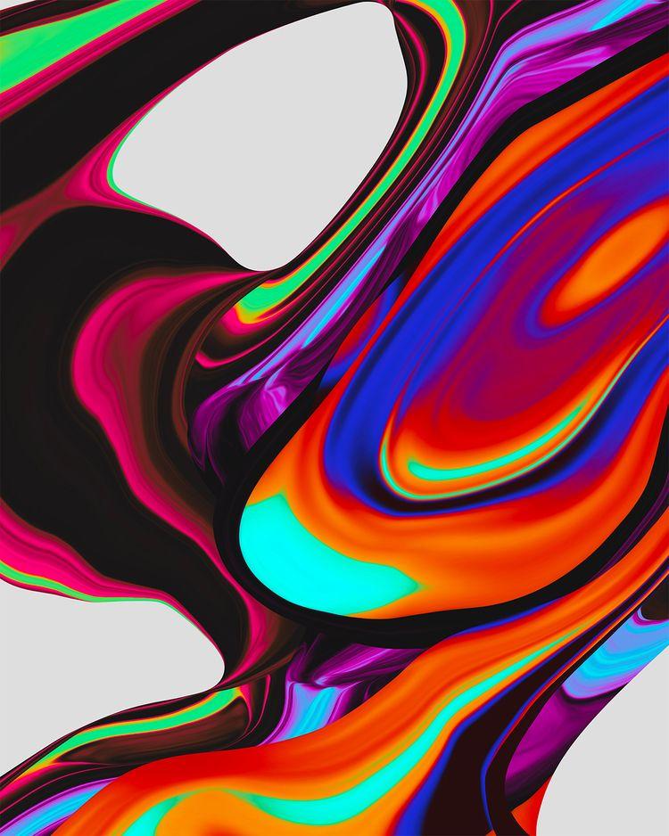 • Yazu Instagram Prints - Abstract - dorianlegret | ello