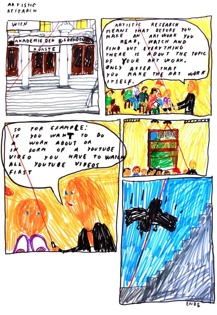 vintage comic 2015 artistic res - studio_vrba | ello