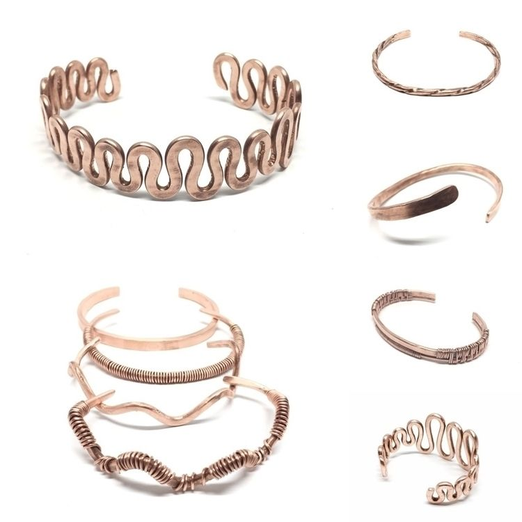 Working copper captivated - beadNYC - beadnyc | ello