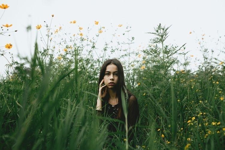 Junto con la vida - girl, model - ivanramirezzz | ello