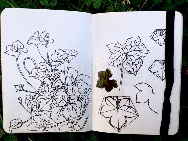 Summer sketches - libedlulo | ello