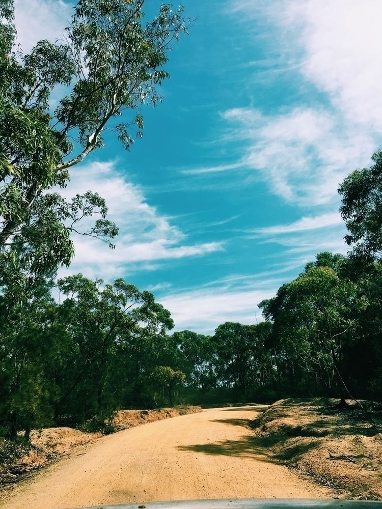 patio sit - nature, bush, australia - spottedpencil | ello