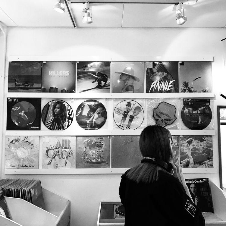 vinyl, music - 1100110 | ello