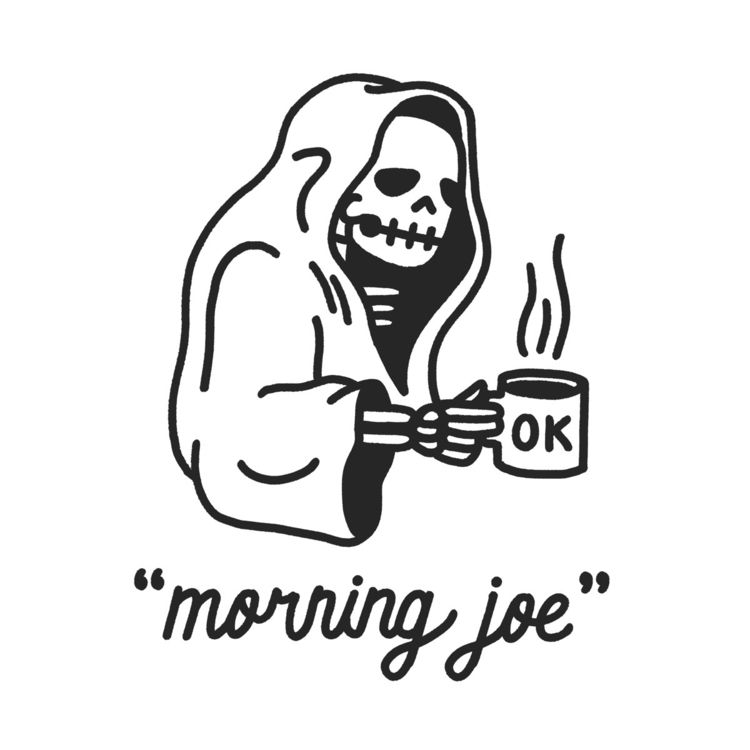 Morning joe :coffee:️  - tattoo - savvygraphics | ello