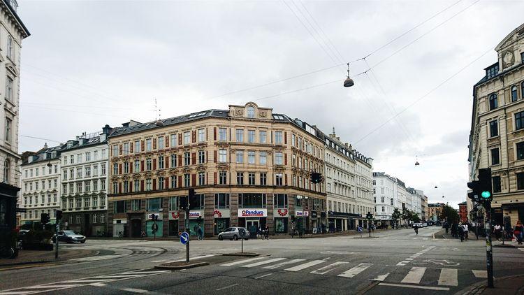 copenhagen, street - themoonlitroad | ello