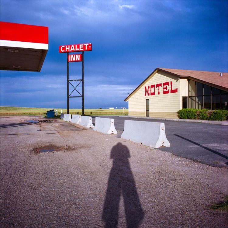 Chalet Inn Mamiya C330 Kodak Ek - danielregner | ello