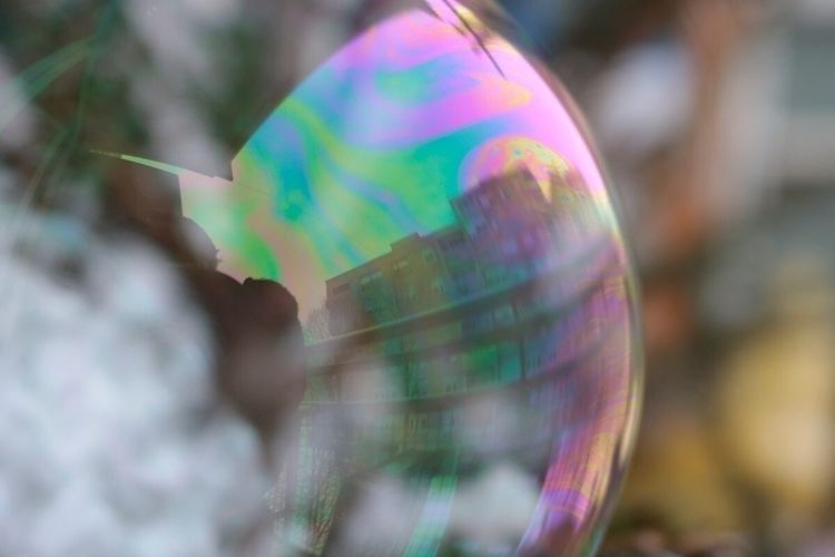 icebubble, bubblemiror, miror - petyoart | ello