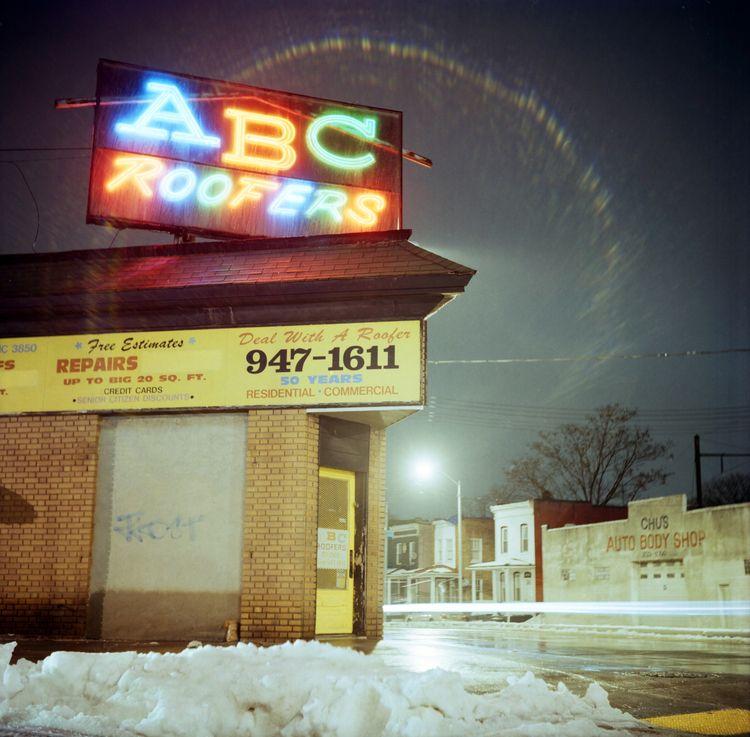 ABC Roofers Yashica Kodak Portr - danielregner | ello