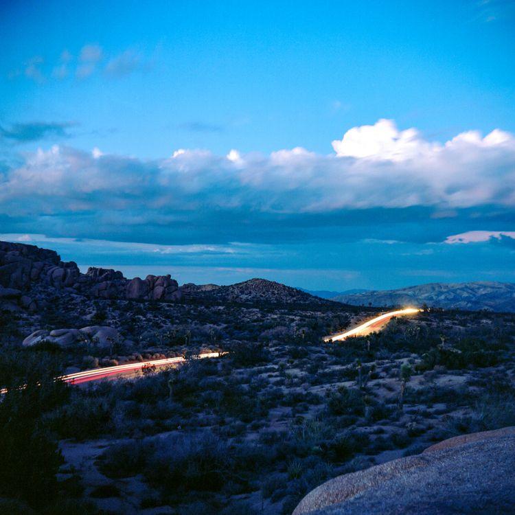 Desert Lights Yashica Kodak Ekt - danielregner | ello