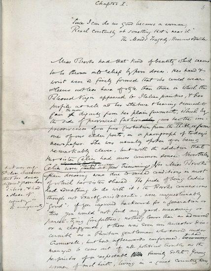 ARTIST: George Eliot Manuscript - johnhopper | ello