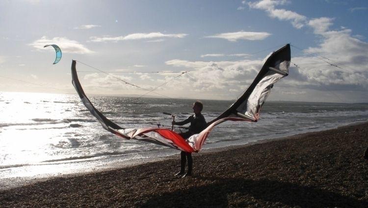 Sunset - kitesurfing - ellokitesurfers | ello