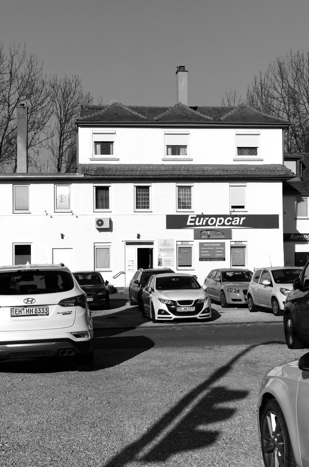 staging area - photography, cars - marcushammerschmitt | ello