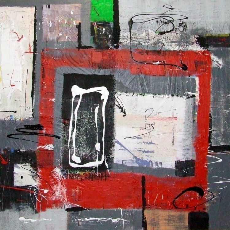 A37 (Contemporary abstract Spir - damjanpavlovic | ello