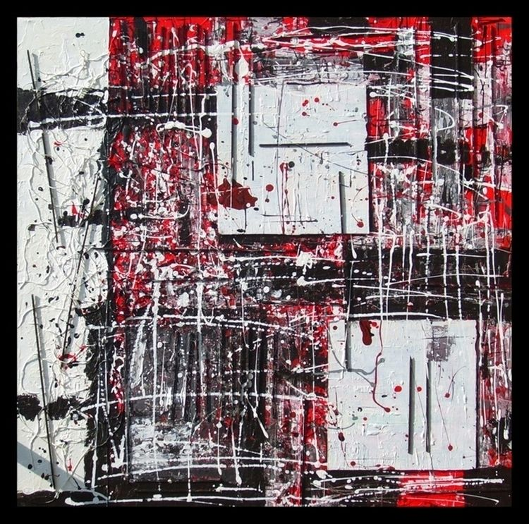 A3 (Contemporary abstract Spiri - damjanpavlovic | ello
