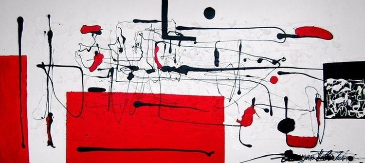 A23 (Contemporary abstract Spir - damjanpavlovic | ello