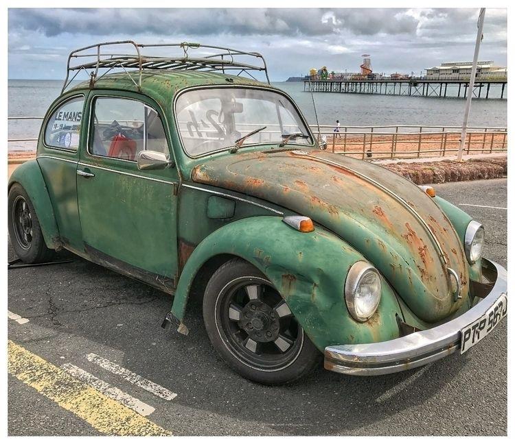 VW Beetle - vwbeetle, vw, fujixe3 - dsandwell | ello