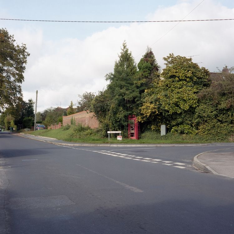Basingstone - England - Mamiya, C330s - franperez | ello