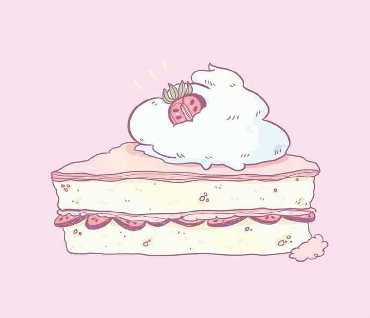 cake craving. Layers vanilla st - nolaleeart | ello