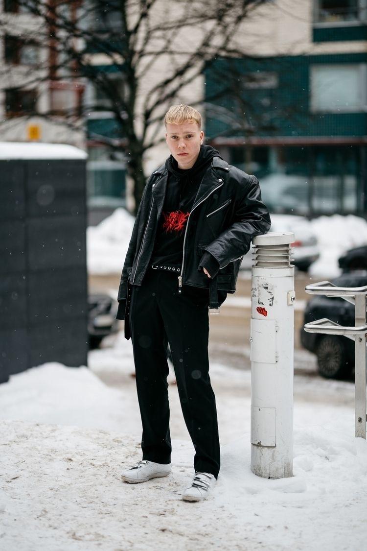 Andres // Helsinki 2018 - jamesparrett | ello