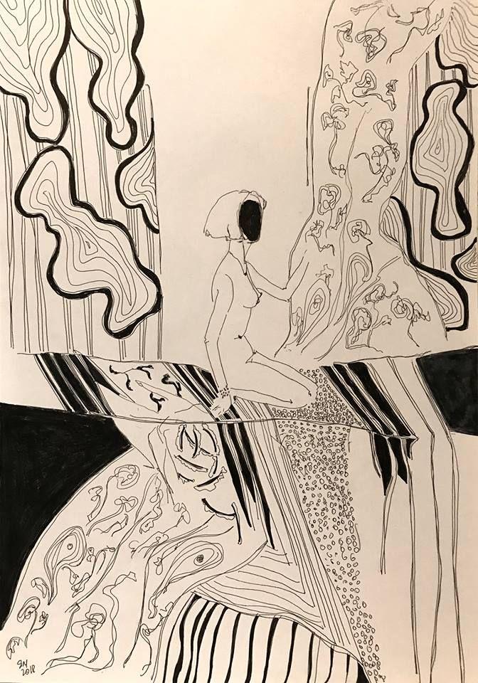 6 years began art research hidd - lenismoragdova   ello