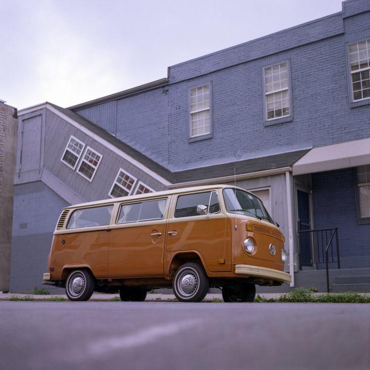Bus Mamiya C330 Kodak Ektar 100 - danielregner | ello