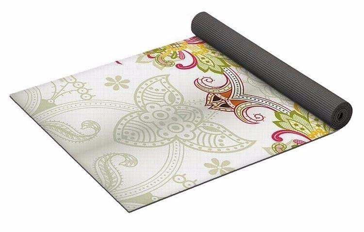 Garden 2 Yoga Mat $80 purchase - skyecreativeart | ello