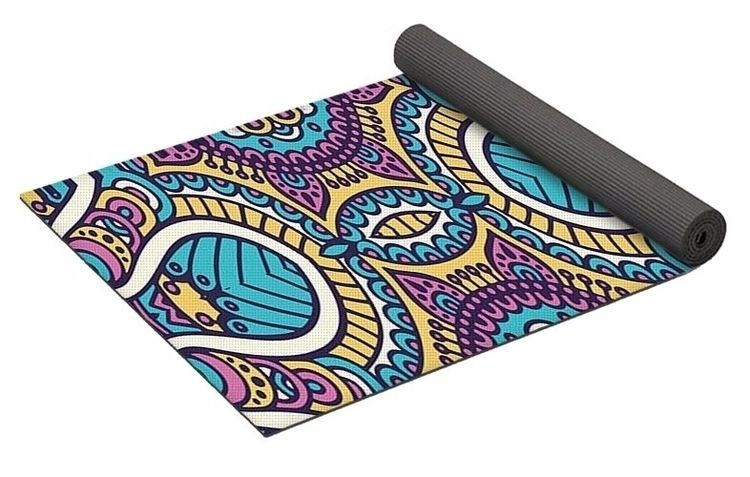Groovy 2 Yoga Mat $80 purchase - skyecreativeart | ello
