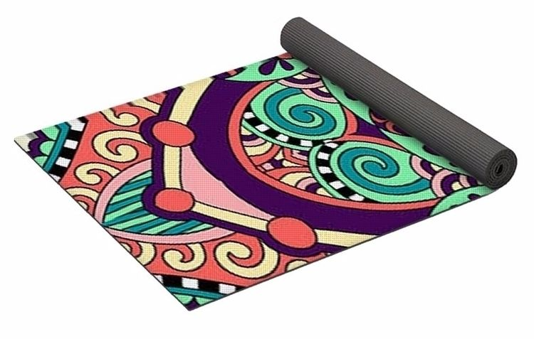 EdenCross 1 Yoga Mat $80 purcha - skyecreativeart | ello