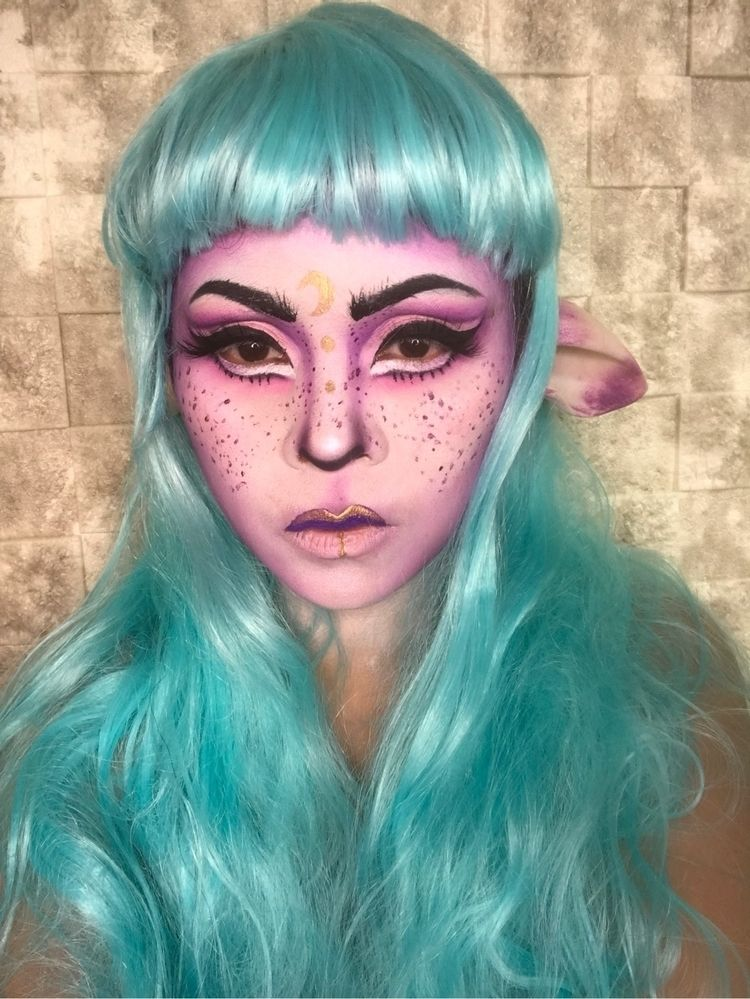 test makeup - wink818   ello