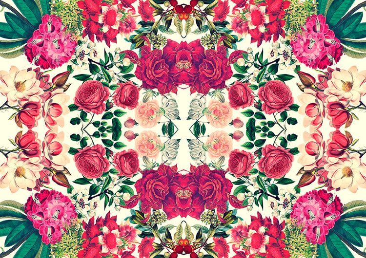 Retro Flower // Hej ! Marlies  - marliesplank | ello