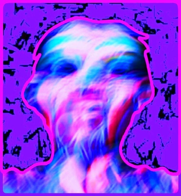 Man - digitalart, digital, blur - rjayslais | ello