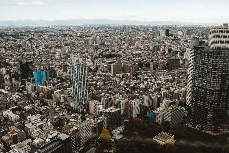 City view, Tokyo - tokyo, japan - adamkozlowski | ello